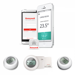 Honeywell Evohome Round Home Connected Y87RFC2074